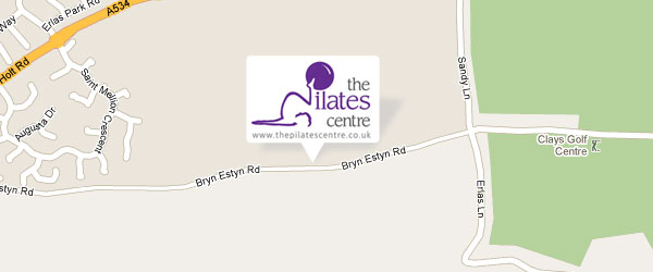 Cathryn Rees Slawson, The Pilates Centre